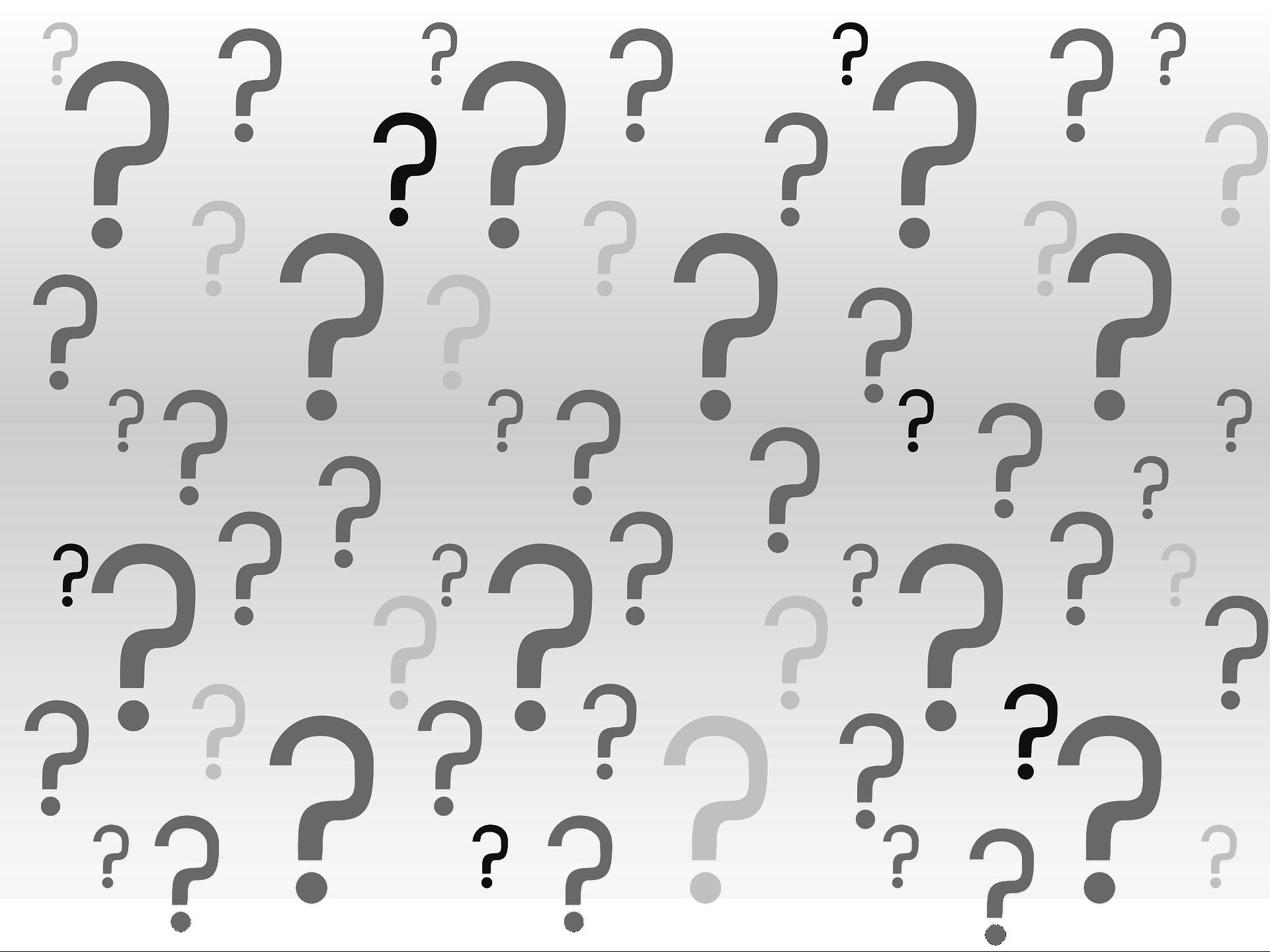 Banner Image for FAQ