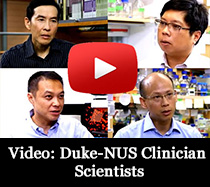 Banner - Duke-NUS Clinician Scientists
