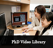 Banner - PhD Video Library